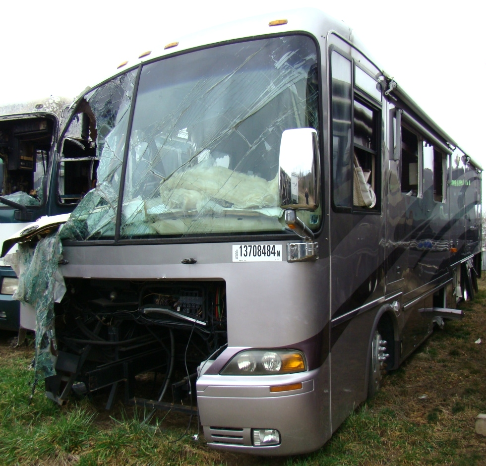 2003 NEWMAR DUTCH STAR MOTORHOME SALVAGE USED PARTS FOR SALE VISONE RV RV Exterior Body Panels