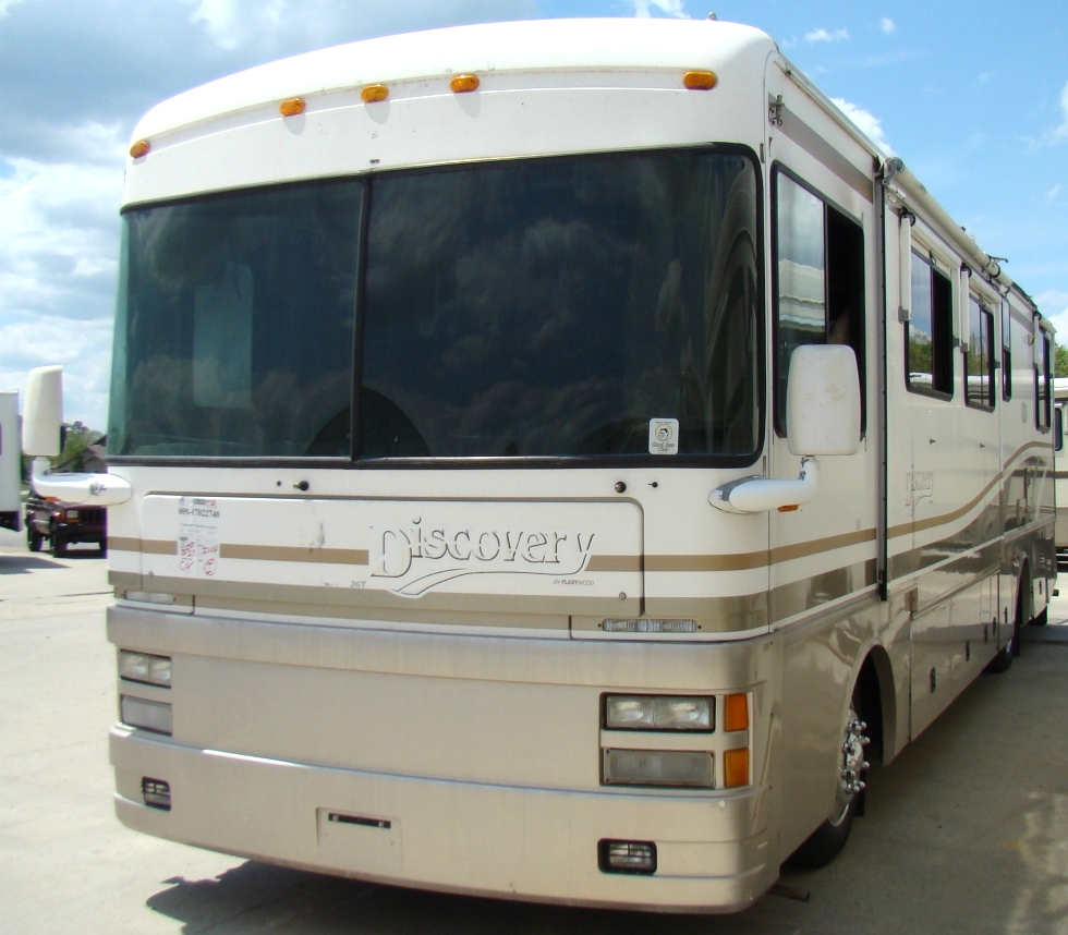 1999 FLEETWOOD DISCOVERY USED PARTS FOR SALE  RV Exterior Body Panels