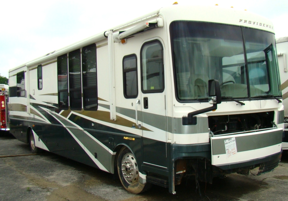 2002 FLEETWOOD PROVIDENCE PARTS FOR SALE / RV SALVAGE  RV Exterior Body Panels