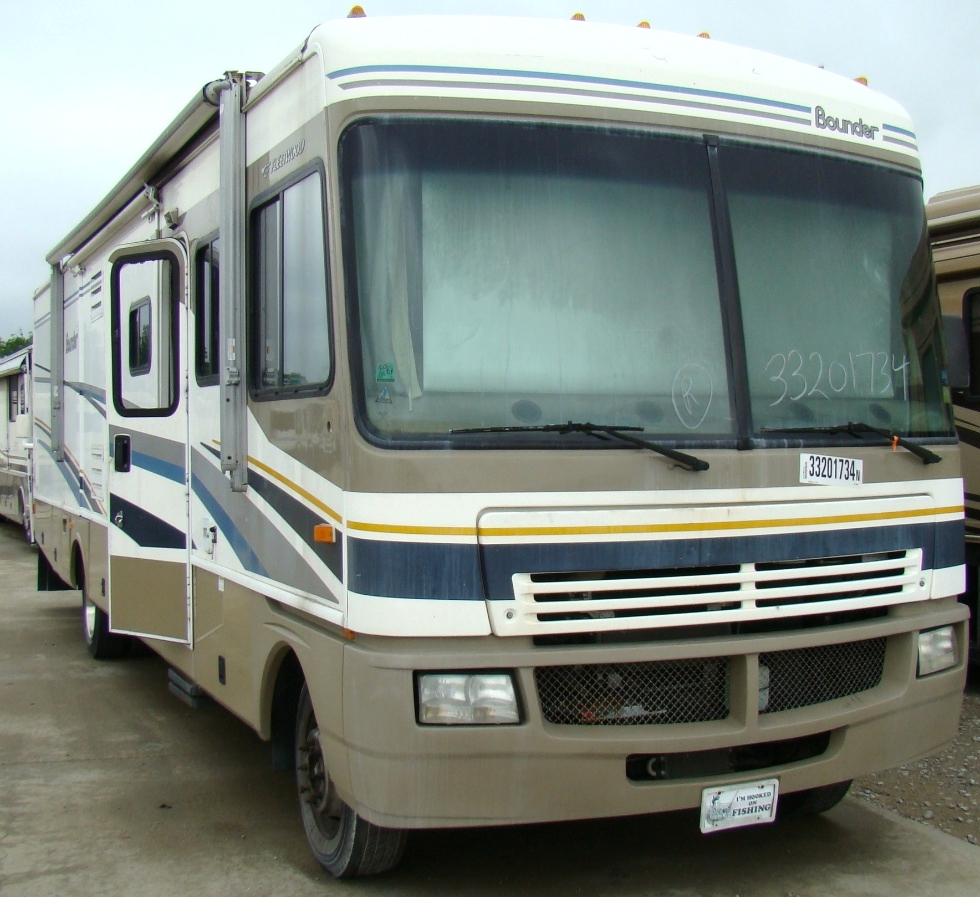 2005 FLEETWOOD BOUNDER MOTORHOME PARTS FOR SALE  RV Exterior Body Panels