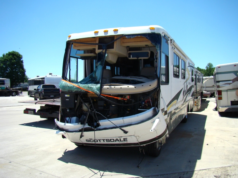 USED RV - MOTORHOME PARTS 2004 NEWMAR SCOTTSDALE  RV Exterior Body Panels