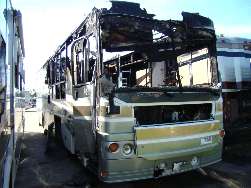 2002 FLEETWOOD EXCURSION PARTS FOR SALE RV Exterior Body Panels