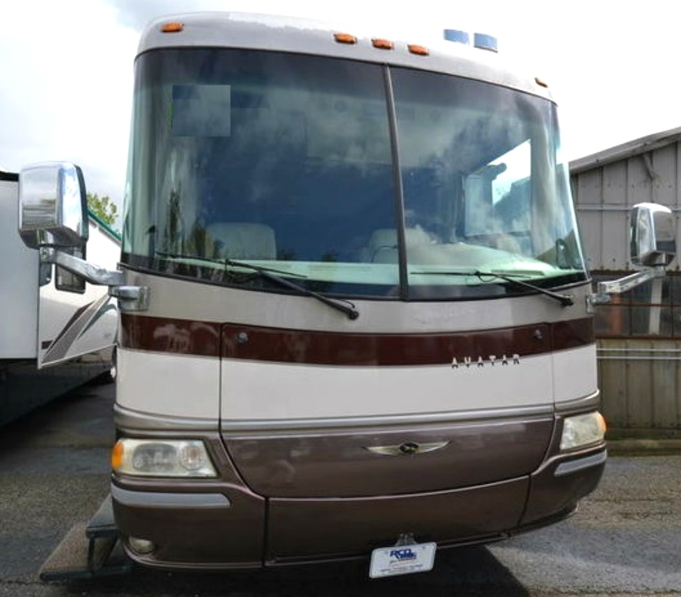 NEW 2003 JAYCO AVATAR FRONT CAP FOR SALE  RV Exterior Body Panels