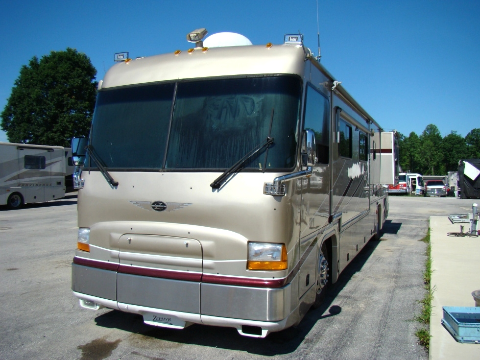 2002 ALLEGRO ZEPHYR MOTORHOME PARTS FOR SALE USED RV SALVAGE SURPLUS  RV Exterior Body Panels
