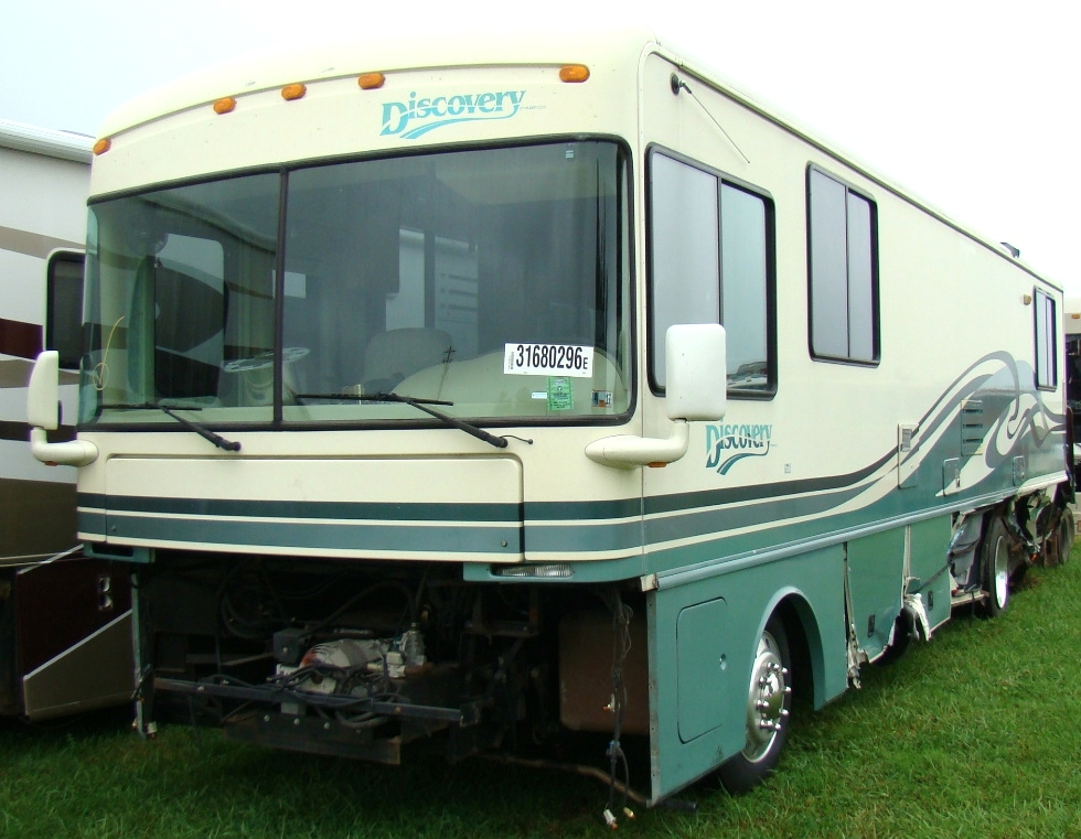 1997 FLEETWOOD DISCOVERY USED RV SALVAGE PARTS FOR SALE - VISONE RV  RV Exterior Body Panels