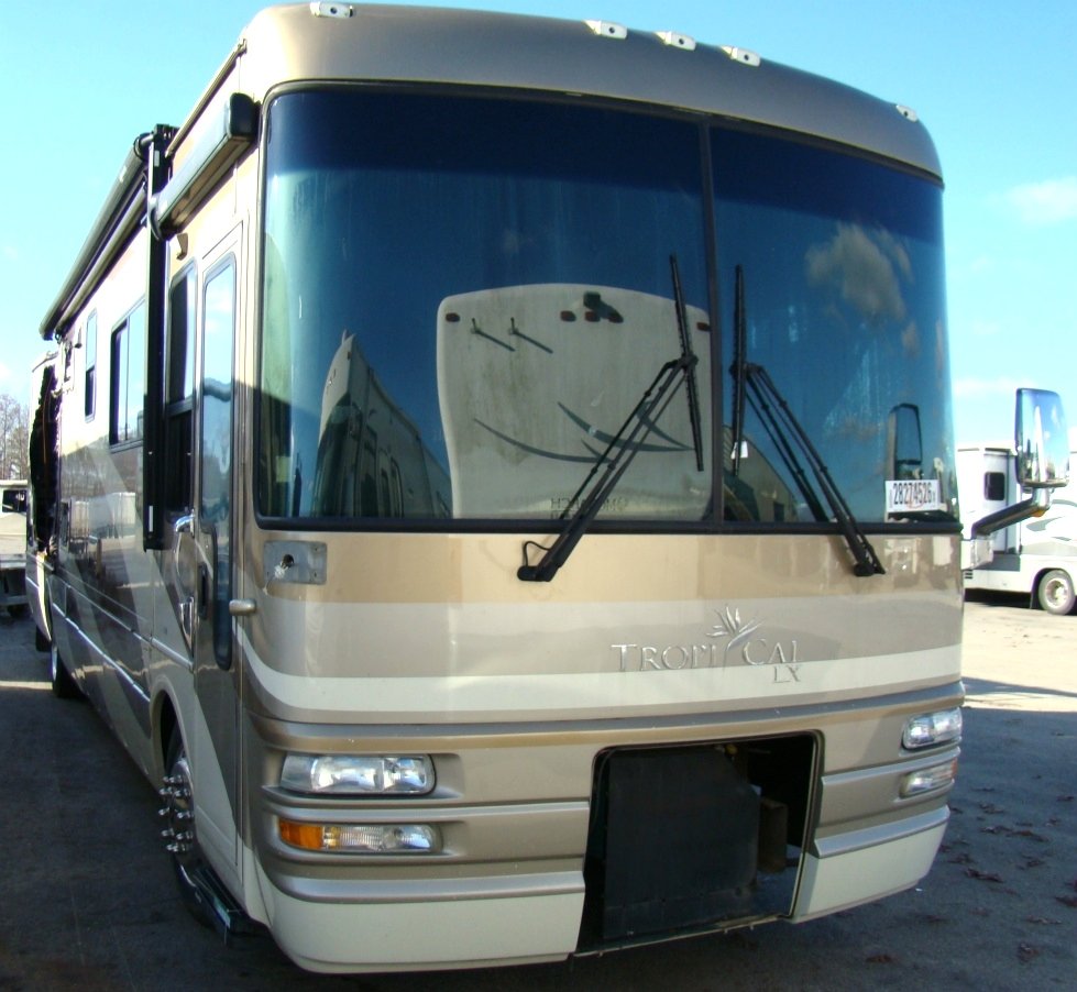 2006 NATIONAL TROPICAL RV PARTS FOR SALE / VISONE RV SALVAGE  RV Exterior Body Panels