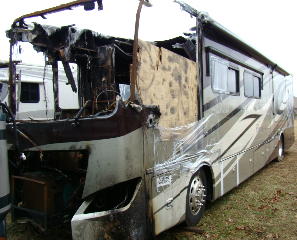 2012 PHAETON MOTORHOME PARTS FOR SALE USED RV SALVAGE  RV Exterior Body Panels