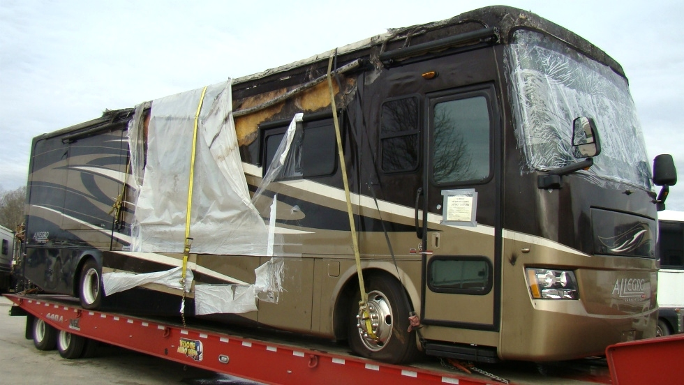 2013 ALLEGRO OPEN ROAD USED PARTS FOR SALE RV Exterior Body Panels