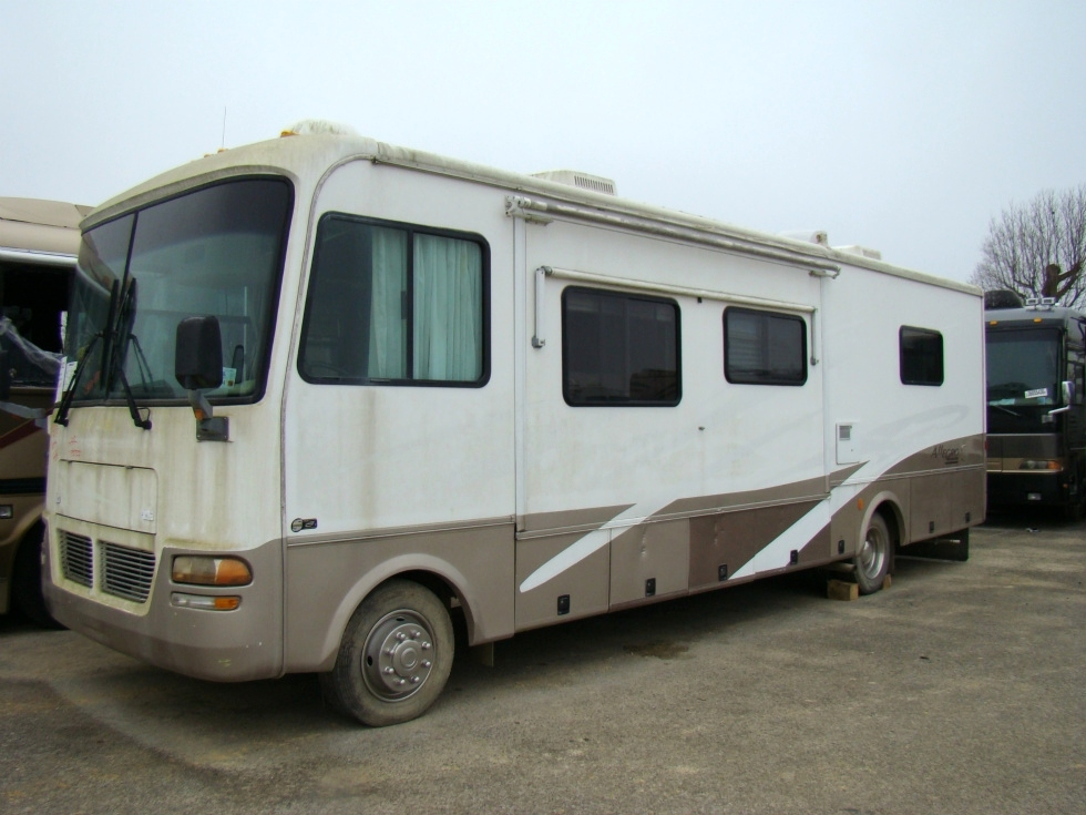 ALLEGRO OPENROAD  USED RV PARTS BY TIFFIN FOR SALE ( RV SALVAGE )  RV Exterior Body Panels