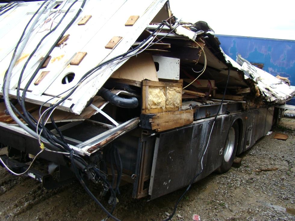 USED RV PARTS - 2003 TRAVEL SURPREME MOTORHOME PARTS RV Exterior Body Panels