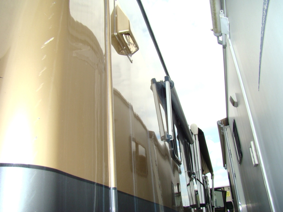RV SALVAGE YARD MONACO DYNASTY MOTORHOME 2001 RV PARTS FOR SALE  RV Exterior Body Panels
