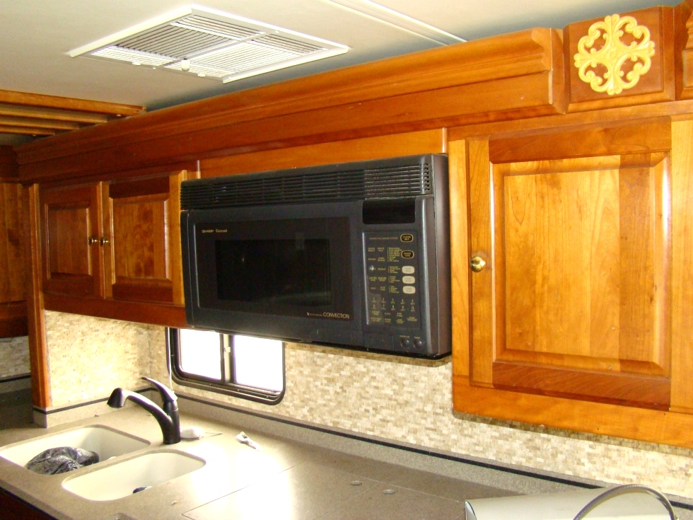 RV SALVAGE YARD MONACO DYNASTY MOTORHOME 2001 RV PARTS FOR SALE  RV Exterior Body Panels