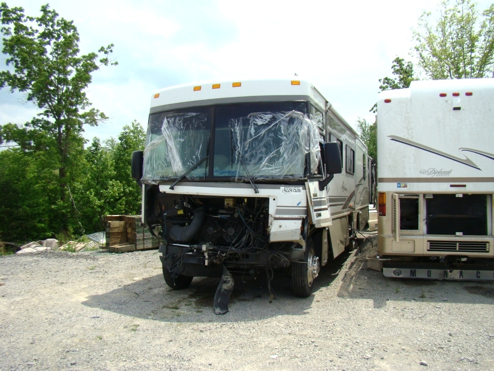 WINNEBAGO PARTS FOR SALE PARTING THIS 2003 WINNEBAGO ADVENTURER RV Exterior Body Panels