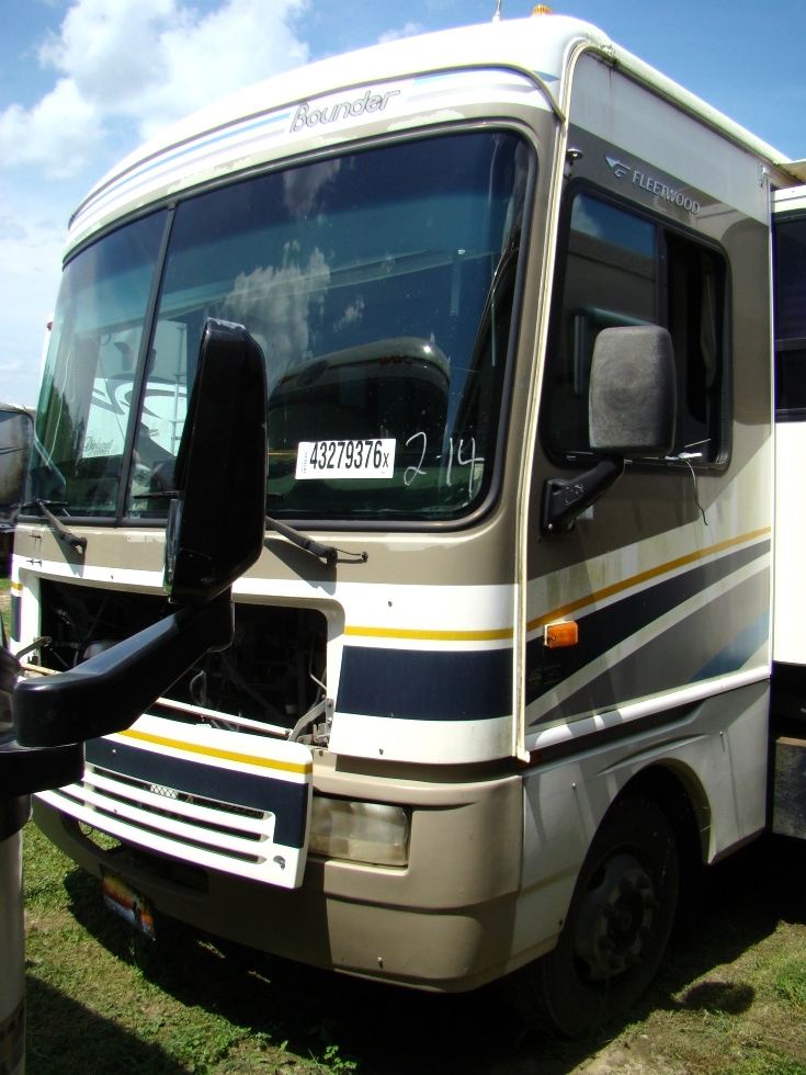 2004 FLEETWOOD BOUNDER MOTORHOME PARTS FOR SALE  RV Exterior Body Panels