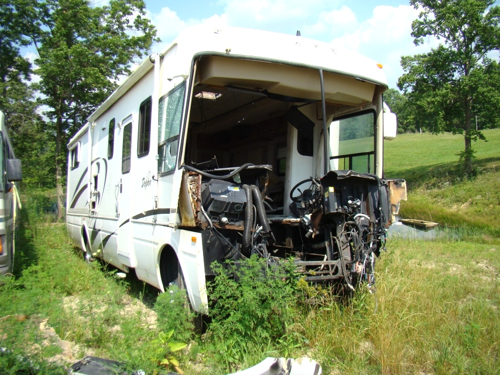 2003 NATIONAL DOLPHIN MOTORHOME USED PARTS FOR SALE  RV Exterior Body Panels