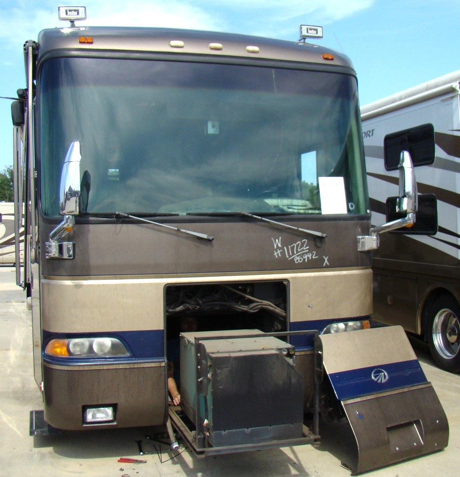 USED MOTORHOME PARTS 2002 MONACO DYNASTY PART FOR SALE  RV Exterior Body Panels
