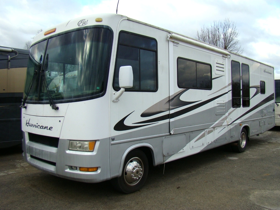 2008 FOUR WINDS HURRICANE MOTORHOME PARTS FOR SALE  RV Exterior Body Panels