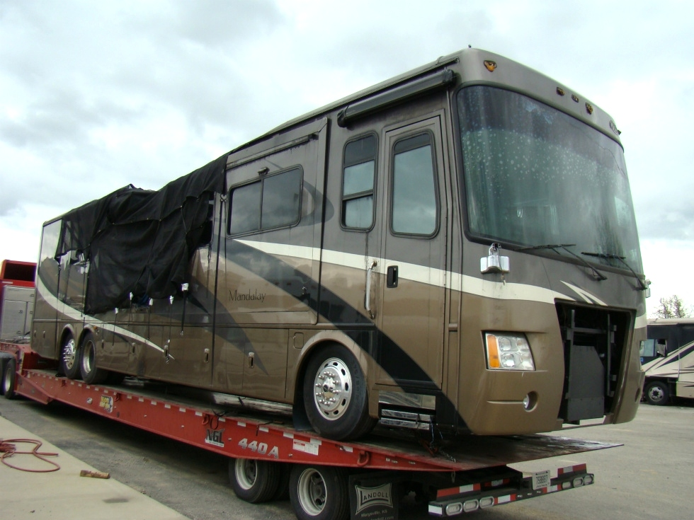 2008 MANDALAY MOTORHOME PARTS FOR SALE. USED RV PARTS  RV Exterior Body Panels