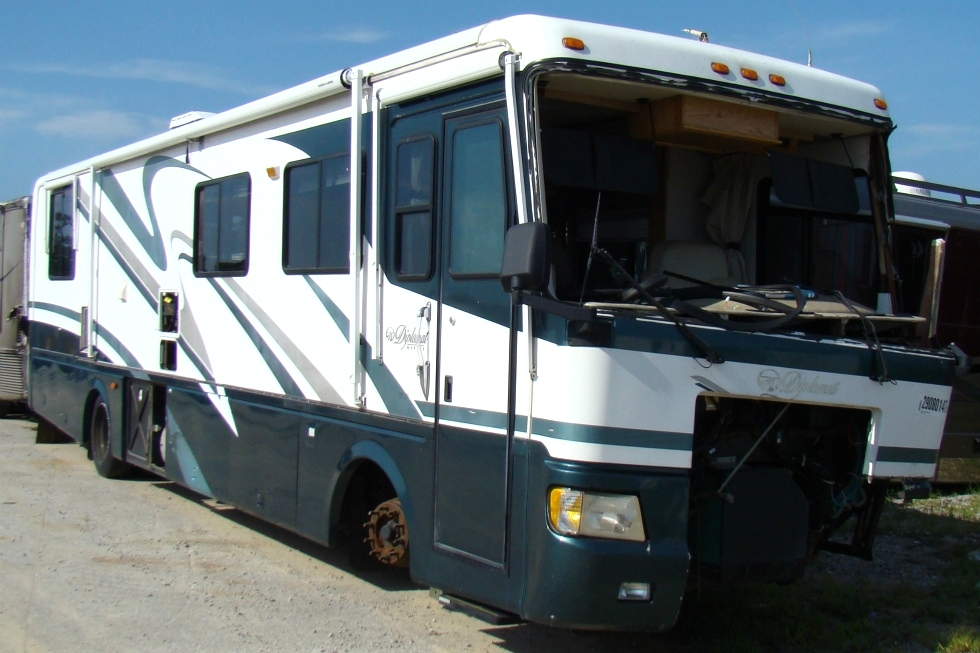 USED 2001 MONACO DIPLOMAT RV MOTORHOME PARTS FOR SALE  RV Exterior Body Panels