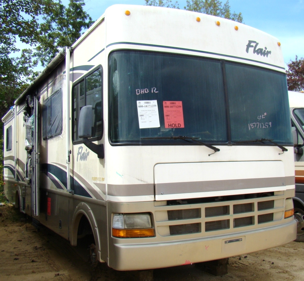 1999 FLEETWOOD FLAIR RV PARTS USED FOR SALE RV Exterior Body Panels