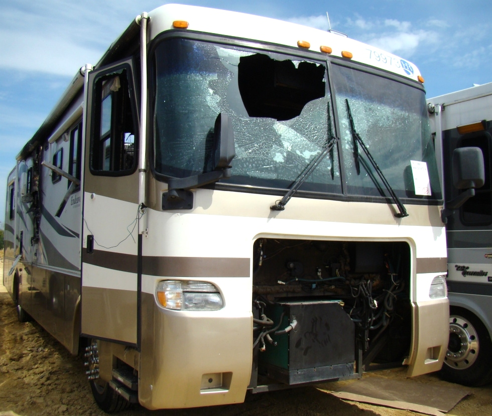 2001 HOLIDAY RAMBLER ENDEAVOR PART FOR SALE RV SALVAGE PARTS  RV Exterior Body Panels
