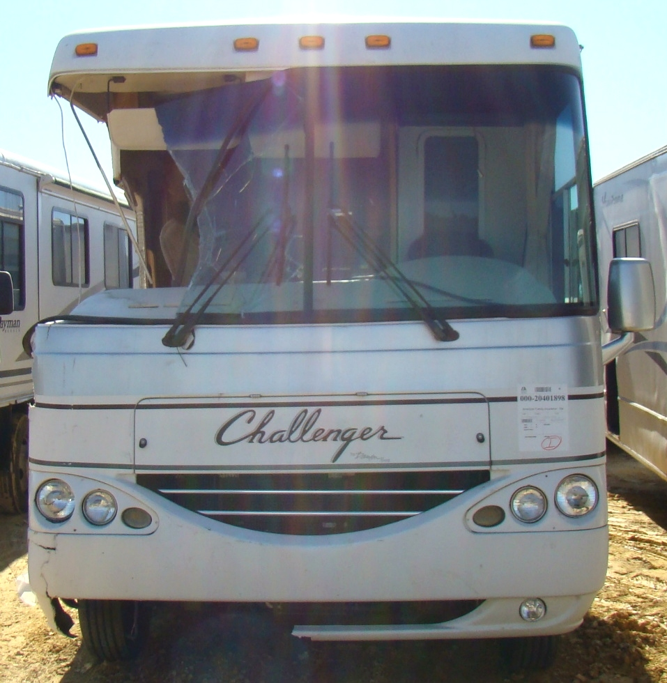 USED 2001 DAMON CHALLENGER PARTS FOR SALE RV Exterior Body Panels