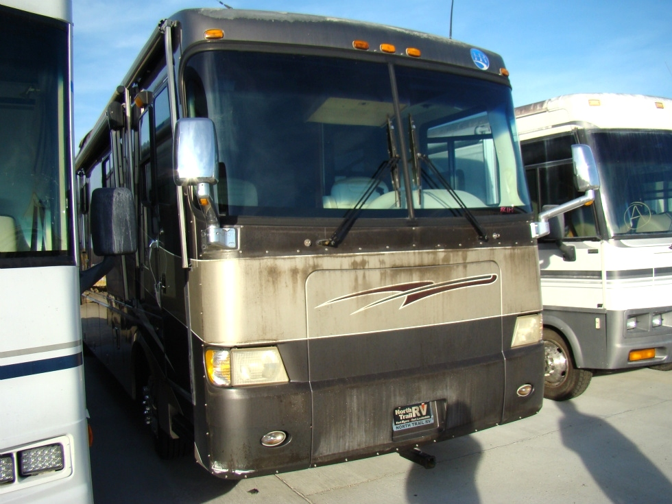 2002 HOLIDAY RAMBLER SCEPTER PARTS FOR SALE SALVAGE CALL VISONE RV 606-843-9889  RV Exterior Body Panels