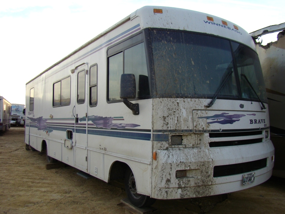 1998 WINNEBAGO BRAVE PART - RV SALVAGE / MOTORHOME PARTS RV Exterior Body Panels