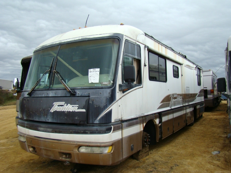 AMERICAN TRADITION PARTS - 1996 FLEETWOOD AMERICAN COACH  RV Exterior Body Panels