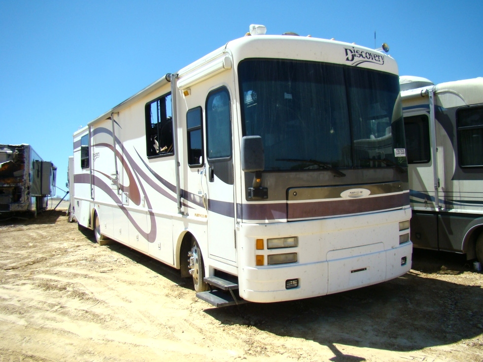 RV Exterior Body Panels 2001 FLEETWOOD DISCOVERY PARTS FOR