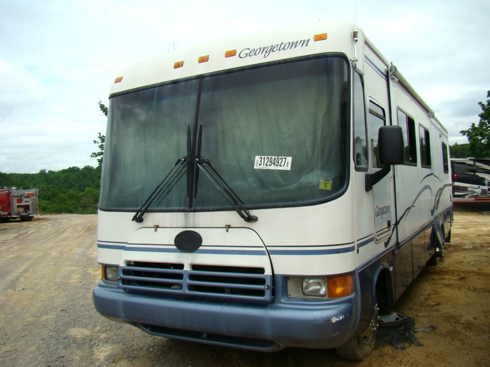 RV Exterior Body Panels 2000 FOREST RIVER GEORGETOWN