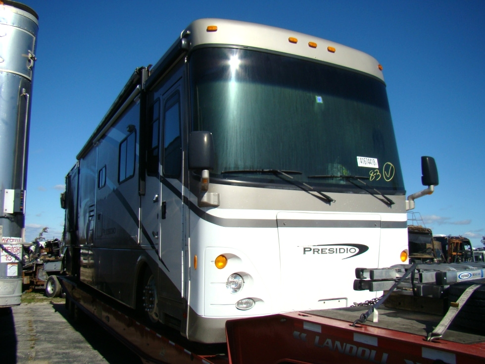 2005 FOURWINDS PRESIDIO PARTS FOR SALE RV Exterior Body Panels