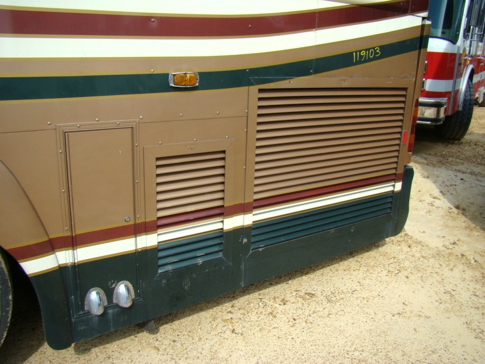1997 BLUEBIRD WANDERLODGE LXI BUS | MOTORHOME PARTS FOR SALE RV Exterior Body Panels
