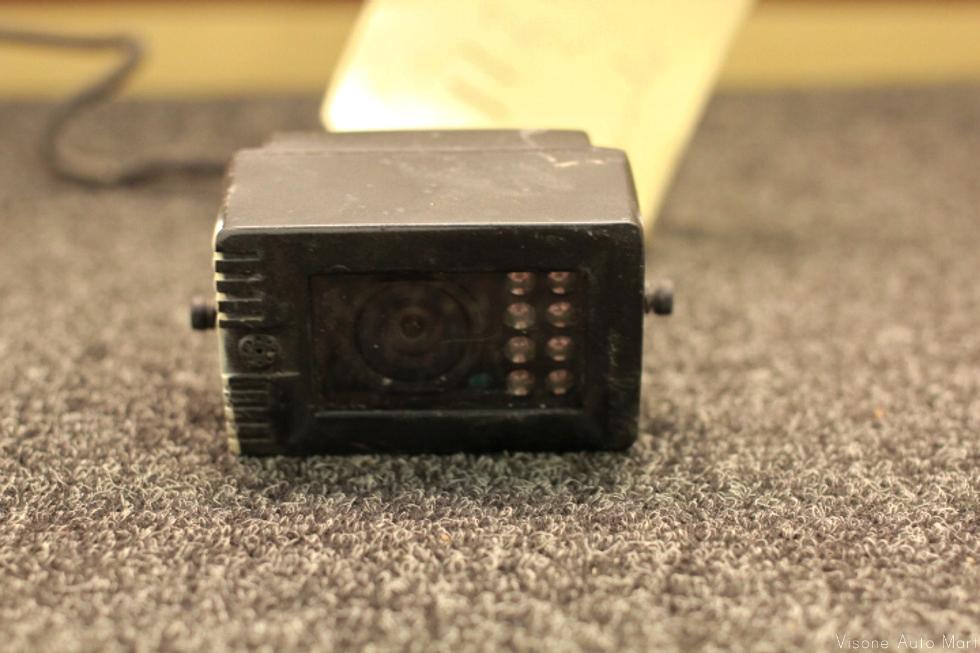USEDRVC RV/MOTORHOME BACK UP CAMERA MODEL: RVC-2010 S/N: AR8FY910N RV Electronics