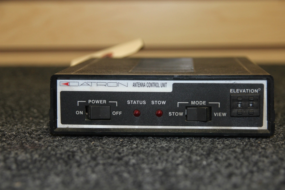 USED RV/MOTORHOME DATRON ANTENNA CONTROL UNIT MODEL: 128250-102 *OUT OF STOCK* RV Electronics