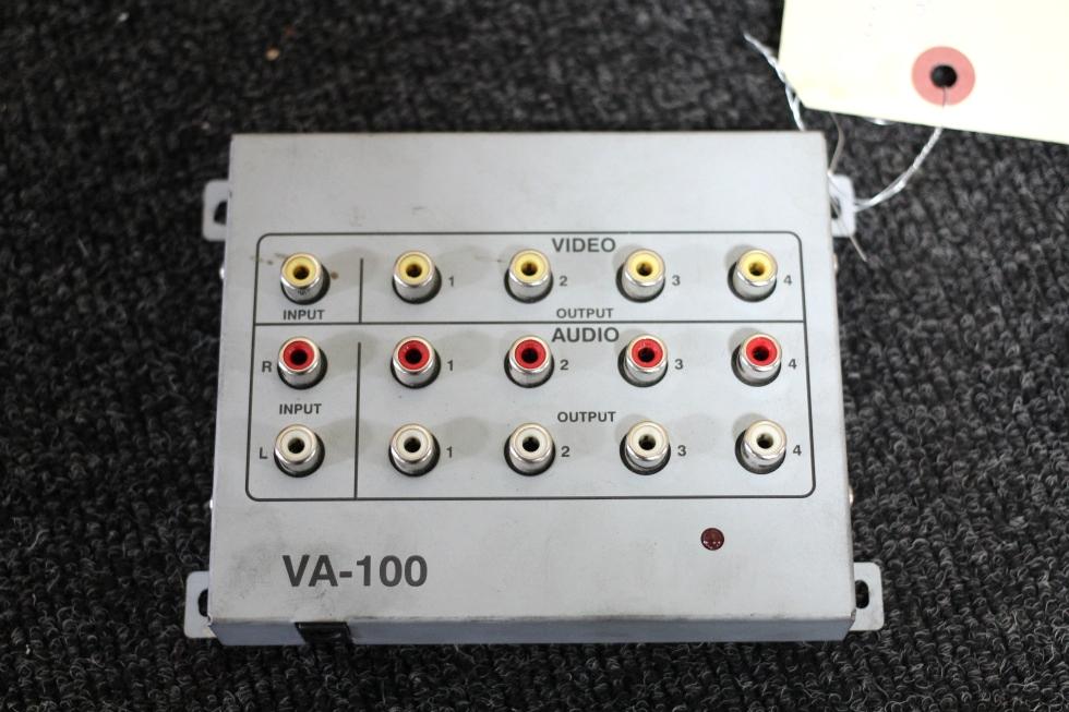 USED JENSEN AV SPLITTER DISTRIBUTION AMP MODEL: VA-100 RV Electronics