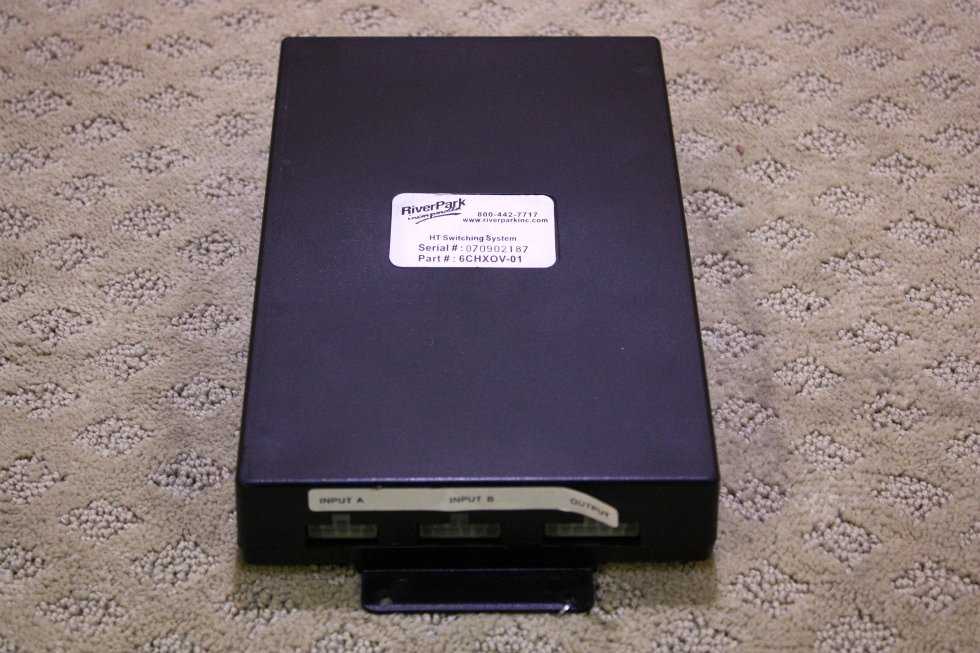 USED HT SWITCHING SYSTEM 6CHXOV-01 FOR SALE RV Electronics