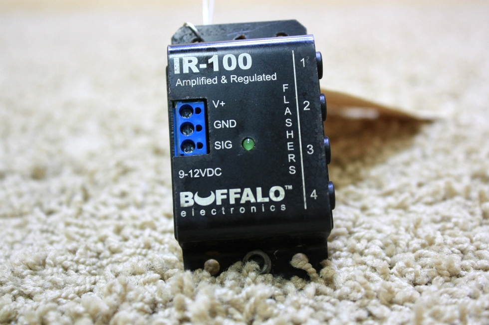 USED BUFFALO ELECTRONICS AMPLIFIED & REGULATED IR-100 FOR SALE RV Electronics