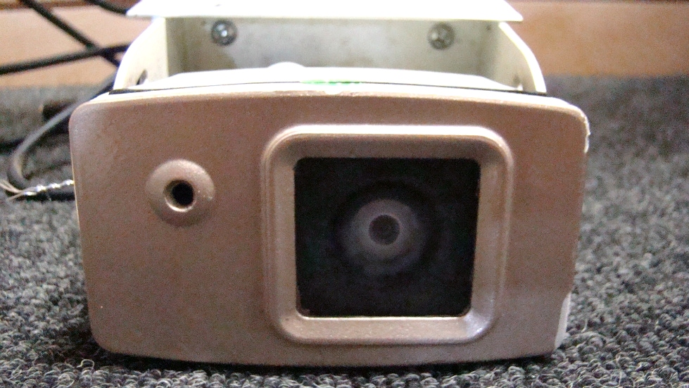 USED RV/MOTORHOME BACK UP B/W CAMERA ADTH  RV Electronics