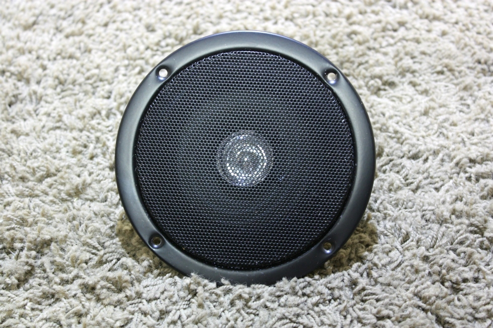 USED RV BLACK 6 INCH SP-8527 SPEAKER FOR SALE RV Electronics