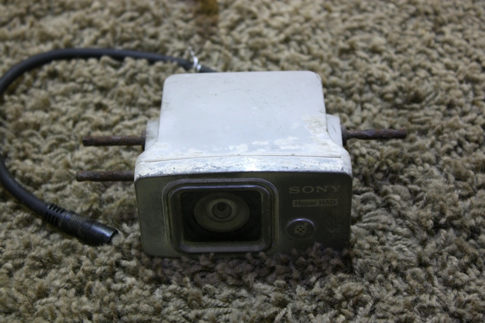 USED RV SONY SSC-530AM BLACK AND WHITE VIDEO CAMERA FOR SALE RV Electronics