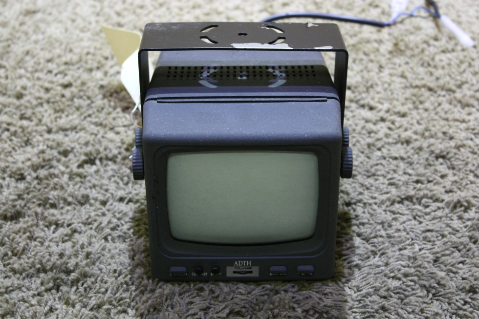 USED MOTORHOME ADTH BACK-UP / REAR VIEW MONITOR FOR SALE RV Electronics