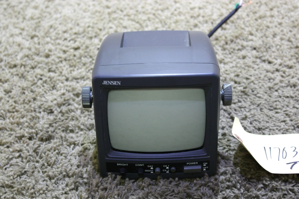 USED JENSEN RCS50 REAR VIEW MONITOR RV PARTS FOR SALE RV Electronics