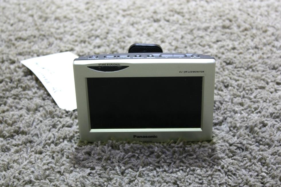 USED RV PANASONIC CY-VM5800U COLOR LCD MONITOR FOR SALE RV Electronics