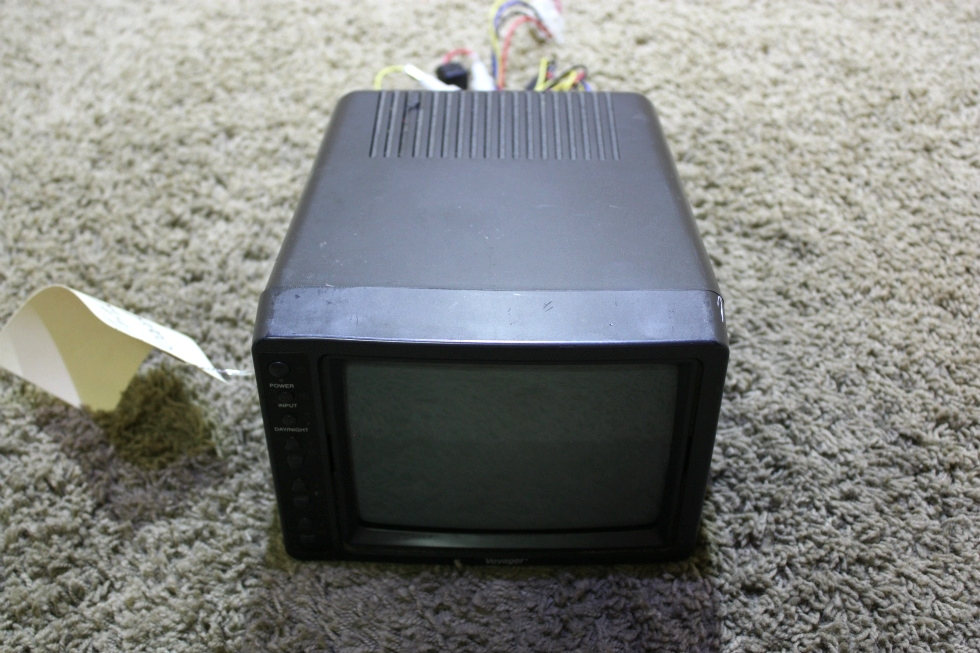 USED MOTORHOME AOM-78 VOYAGER MONITOR FOR SALE RV Electronics