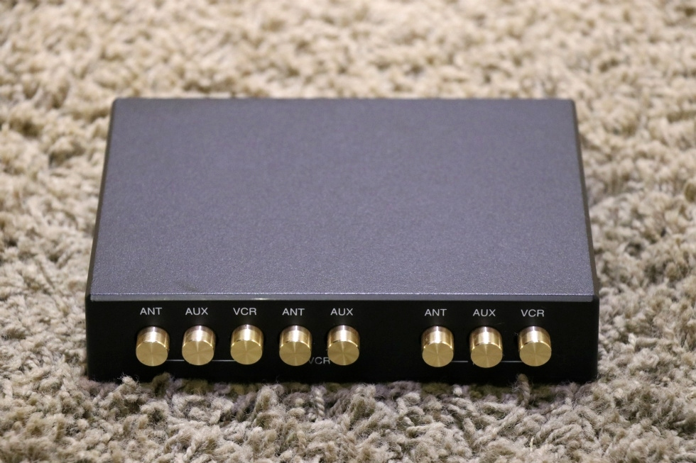 USED MOTORHOME TV SWITCH BOX FOR SALE RV Electronics