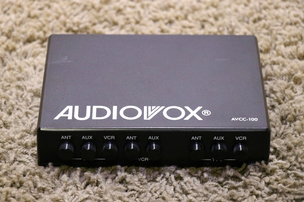 USED RV AVCC-100 AUDIOVOX TV SWITCH BOX FOR SALE RV Electronics