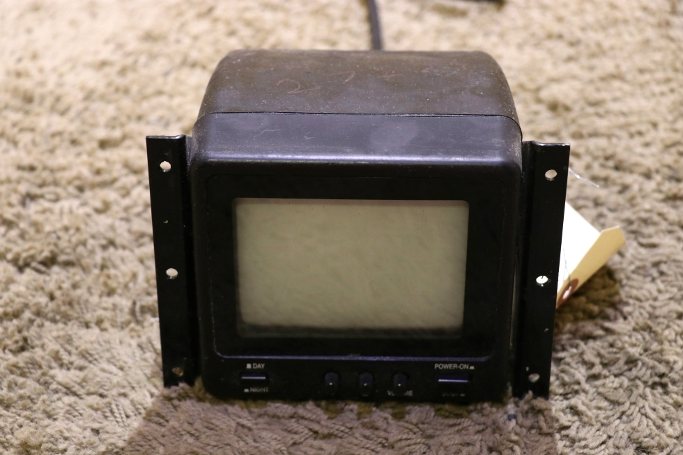 USED MOTORHOME HITRON MBW-5 MONITOR RV PARTS FOR SALE RV Electronics