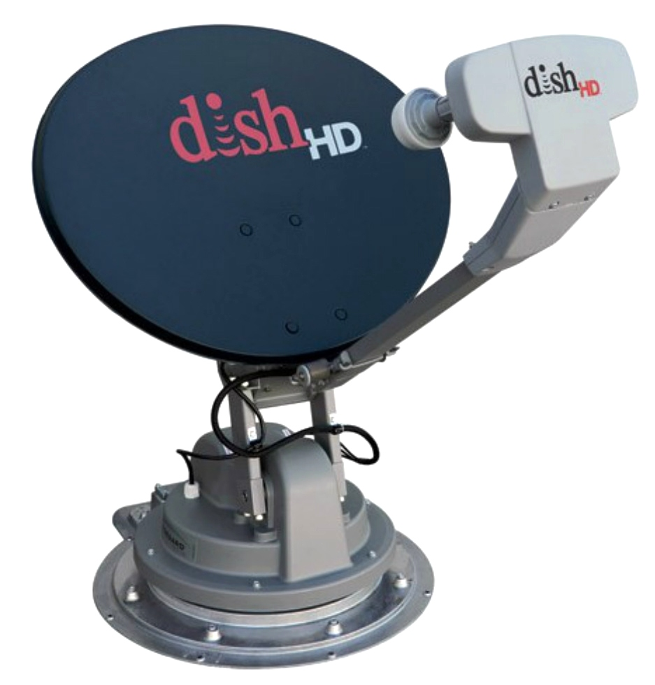 WINEGARD TRAV'LER DISH SATELLITE TV ANTENNA SK-1000 RV Electronics