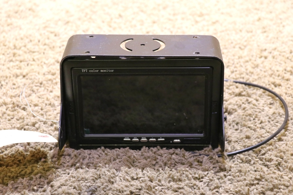 USED MOTORHOME TFT COLOR MONITOR RV ELECTRONICS FOR SALE RV Electronics